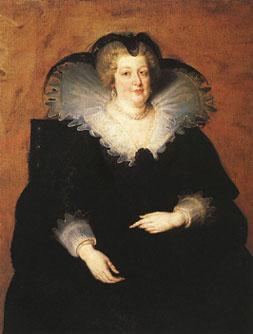 Marie Medici, perly, perlový náhrdelník, šperk, šperky
