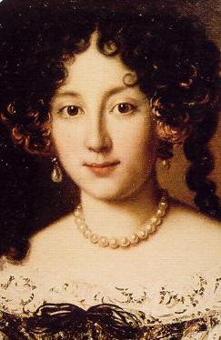 Marie Mancini, perly, perlový náhrdelník, šperk, šperky