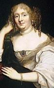 Madame de Sévigné, perly, perlový náhrdelník, šperk, šperky